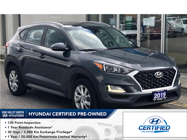 2019 Hyundai Tucson Preferred (Stk: 8503H) in Markham - Image 1 of 21