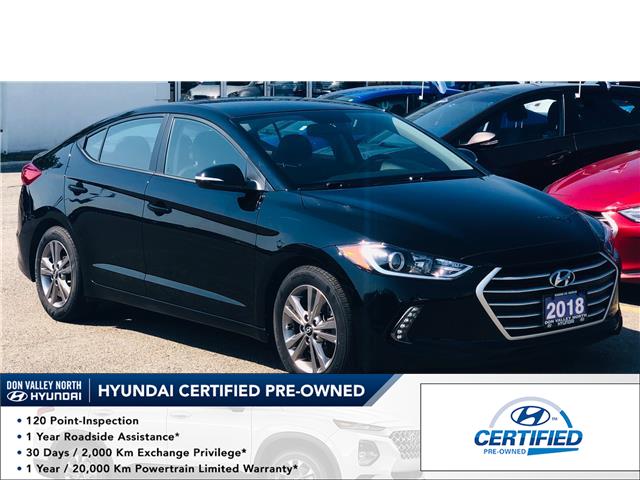 2018 Hyundai Elantra GL (Stk: 8526H) in Markham - Image 1 of 20