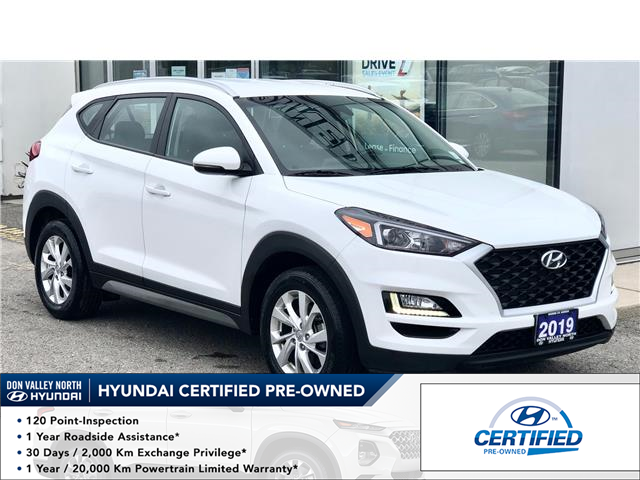 2019 Hyundai Tucson Preferred (Stk: 8554H) in Markham - Image 1 of 18