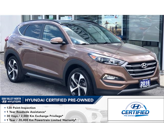2016 Hyundai Tucson Limited (Stk: 8547H) in Markham - Image 1 of 19
