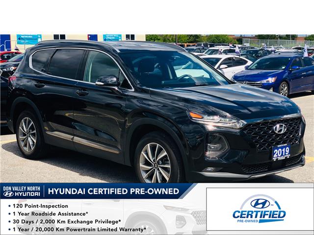 2019 Hyundai Santa Fe Preferred 2.4 (Stk: 8575H) in Markham - Image 1 of 16