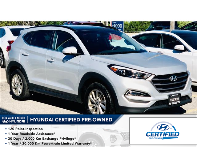 2016 Hyundai Tucson Luxury (Stk: 8604H) in Markham - Image 1 of 18