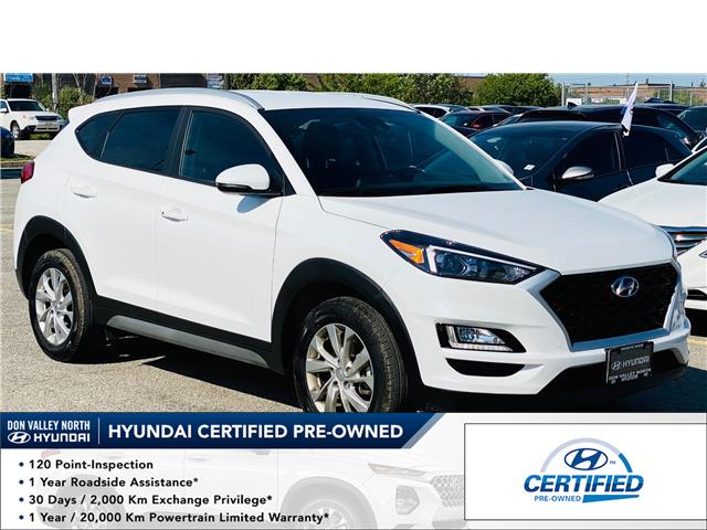 2020 Hyundai Tucson Preferred (Stk: 8632H) in Markham - Image 1 of 15