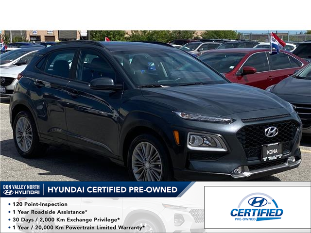 2020 Hyundai Kona 2.0L Preferred (Stk: 8673H) in Markham - Image 1 of 18