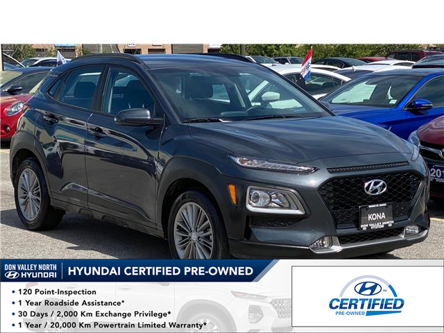 2020 Hyundai Kona 2.0L Preferred (Stk: 8674H) in Markham - Image 1 of 19
