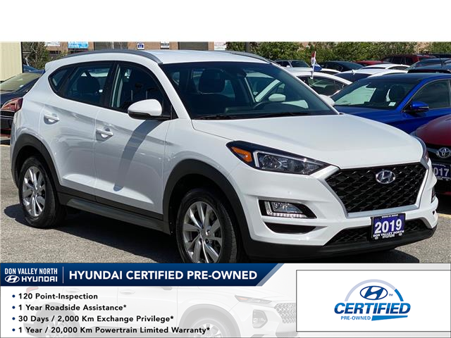 2019 Hyundai Tucson Preferred (Stk: 8675H) in Markham - Image 1 of 18