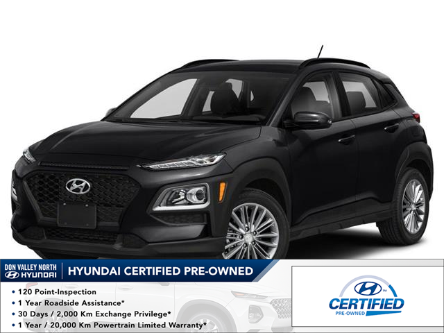 2021 Hyundai Kona 2.0L Preferred (Stk: 104762) in Markham - Image 1 of 9