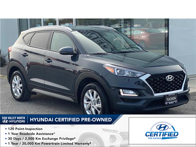 2020 Hyundai Tucson Preferred (Stk: 8633H) in Markham - Image 1 of 20