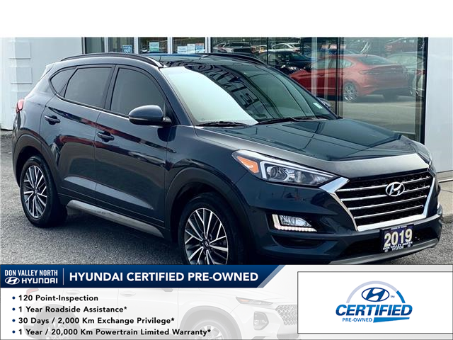 2019 Hyundai Tucson Luxury (Stk: 8685H) in Markham - Image 1 of 19