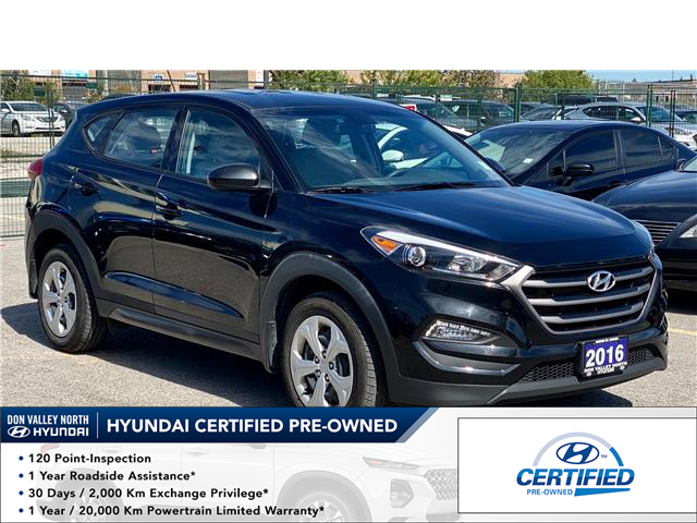 2016 Hyundai Tucson Base (Stk: 8696H) in Markham - Image 1 of 11