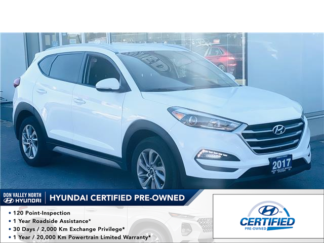 2017 Hyundai Tucson Premium (Stk: 8709H) in Markham - Image 1 of 15