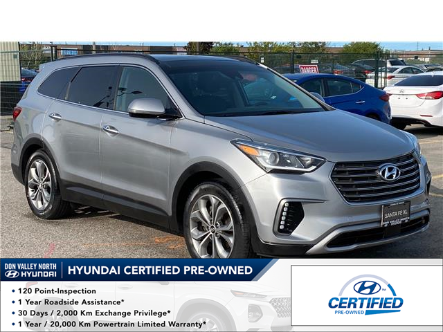 2019 Hyundai Santa Fe XL Luxury (Stk: 8720H) in Markham - Image 1 of 20