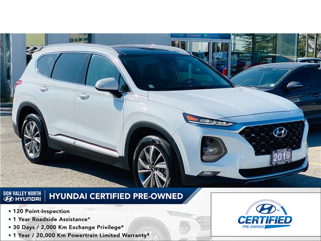 2019 Hyundai Santa Fe Luxury (Stk: 8718H) in Markham - Image 1 of 21