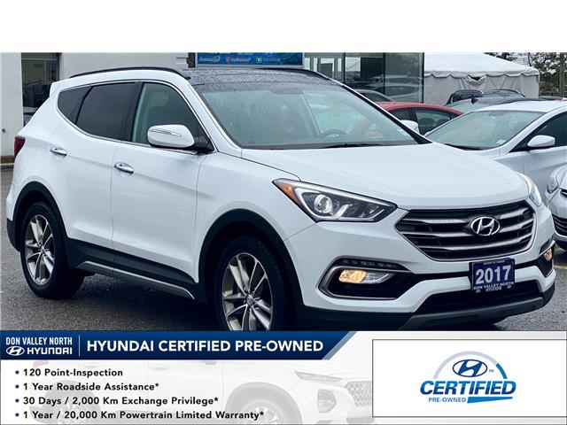 2017 Hyundai Santa Fe Sport 2.0T Limited (Stk: 8779H) in Markham - Image 1 of 20