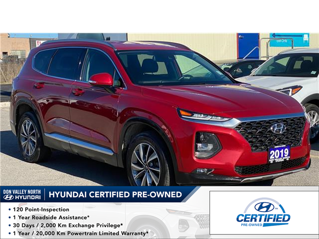2019 Hyundai Santa Fe Preferred 2.4 (Stk: 8839H) in Markham - Image 1 of 19