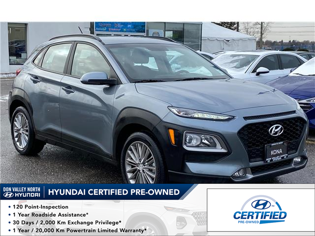 2020 Hyundai Kona 2.0L Preferred (Stk: 8863H) in Markham - Image 1 of 17