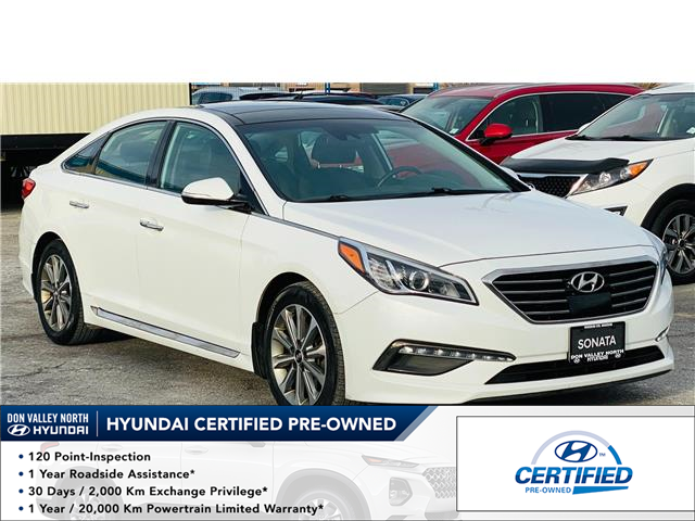 2016 Hyundai Sonata Limited (Stk: 8866H) in Markham - Image 1 of 17