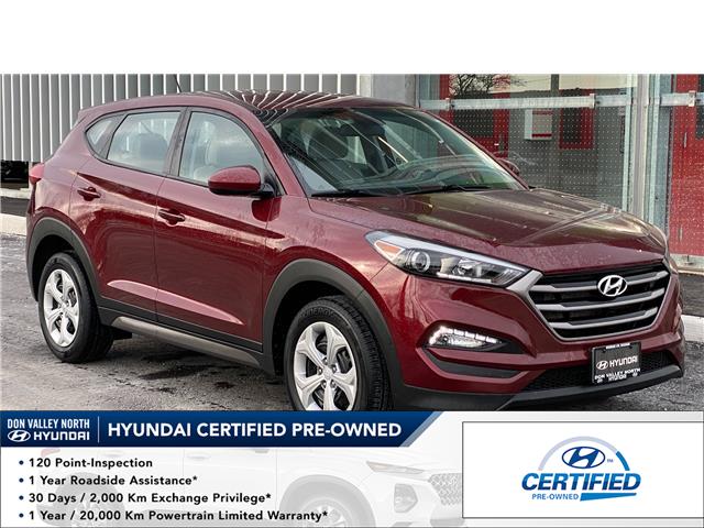 2016 Hyundai Tucson Base (Stk: 8919H) in Markham - Image 1 of 13