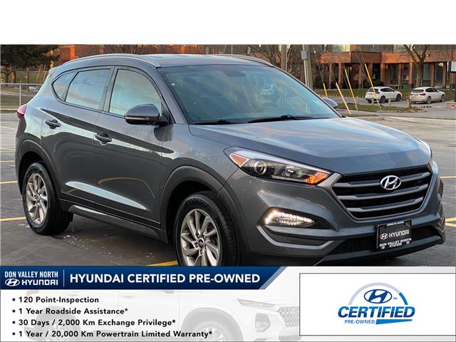 2016 Hyundai Tucson Premium (Stk: 8923H) in Markham - Image 1 of 15