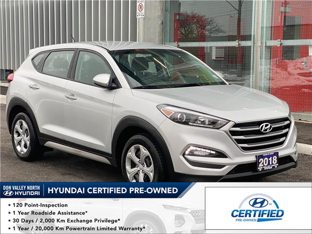 2018 Hyundai Tucson SE 2.0L (Stk: 8984H) in Markham - Image 1 of 12