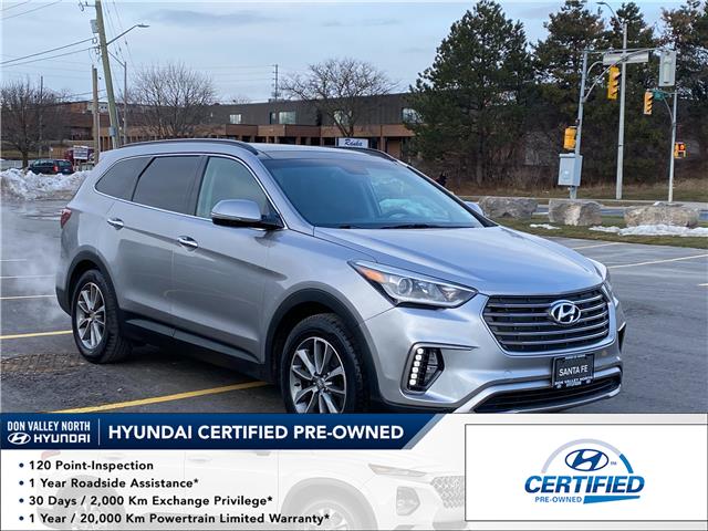 2018 Hyundai Santa Fe XL Luxury (Stk: 8973H) in Markham - Image 1 of 16