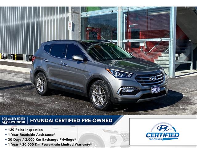 2018 Hyundai Santa Fe Sport 2.4 Luxury (Stk: 9092H) in Markham - Image 1 of 18