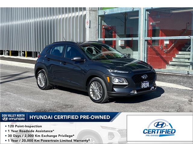 2018 Hyundai Kona 2.0L Preferred (Stk: 9093H) in Markham - Image 1 of 18