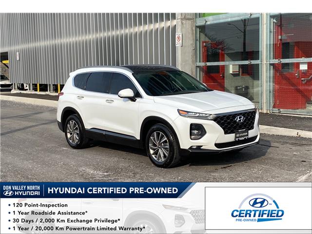 2020 Hyundai Santa Fe Luxury 2.0 (Stk: 9094H) in Markham - Image 1 of 17