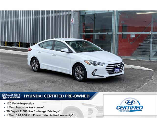 2018 Hyundai Elantra GL (Stk: 9177H) in Markham - Image 1 of 13