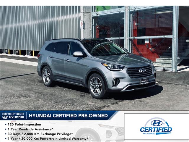 2017 Hyundai Santa Fe XL Limited (Stk: 9165H) in Markham - Image 1 of 13