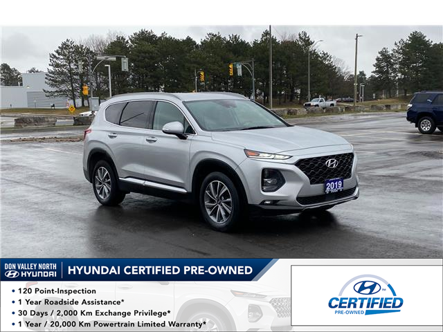 2019 Hyundai Santa Fe Preferred 2.4 (Stk: 9187H) in Markham - Image 1 of 15