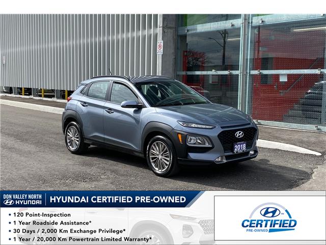 2018 Hyundai Kona 2.0L Preferred (Stk: 9183H) in Markham - Image 1 of 16