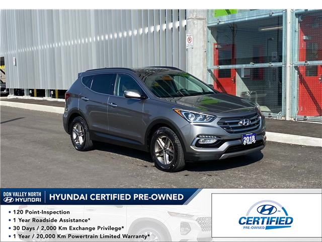 2018 Hyundai Santa Fe Sport 2.4 Luxury (Stk: 9213H) in Markham - Image 1 of 19