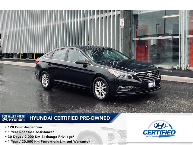 2016 Hyundai Sonata GL (Stk: 9198H) in Markham - Image 1 of 15