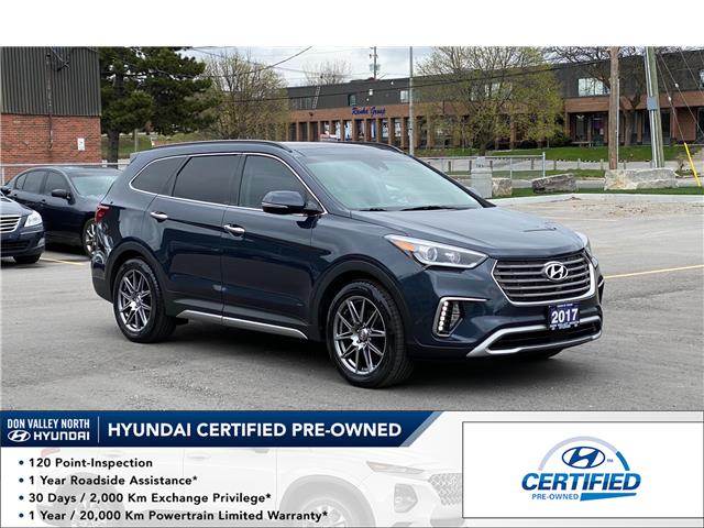 2017 Hyundai Santa Fe XL Ultimate (Stk: 9233H) in Markham - Image 1 of 19