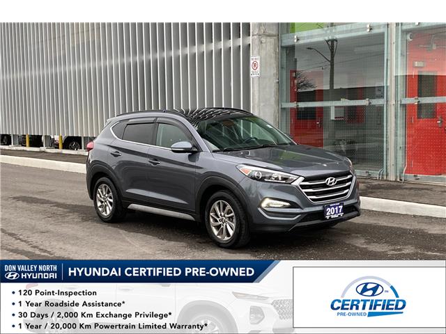 2017 Hyundai Tucson Luxury (Stk: 9244H) in Markham - Image 1 of 16