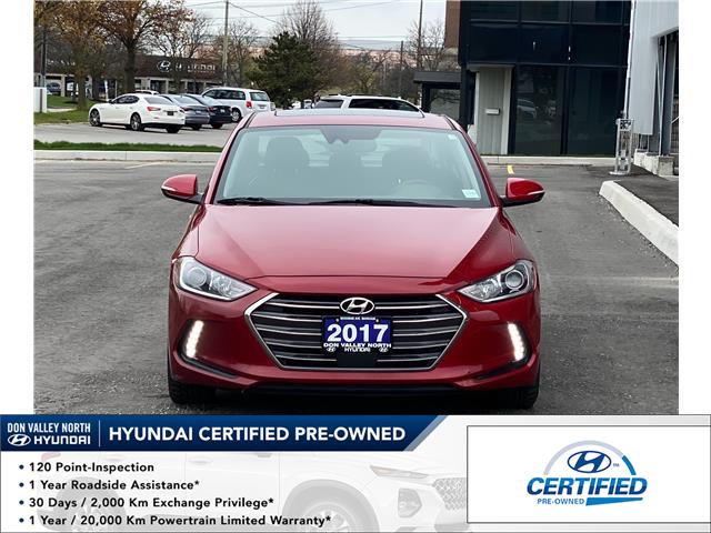2017 Hyundai Elantra Limited (Stk: 9283H) in Markham - Image 1 of 13