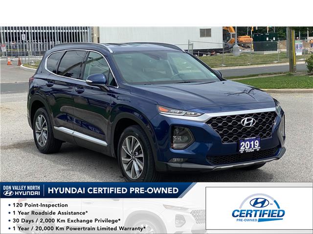 2019 Hyundai Santa Fe Preferred 2.4 (Stk: 16T100085A) in Markham - Image 1 of 15
