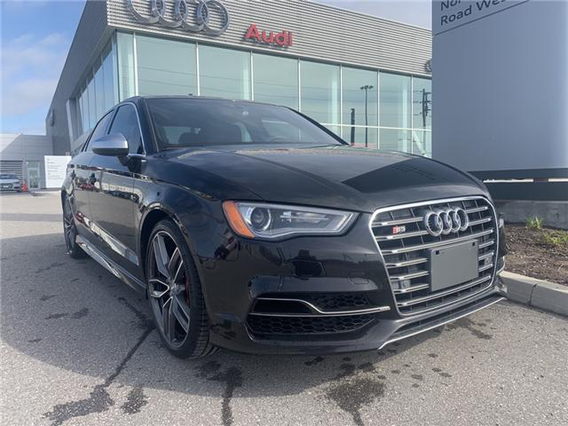 2015 Audi S3 2.0T Technik (Stk: L8580) in Oakville - Image 1 of 10