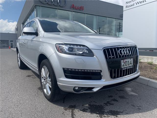 2014 Audi Q7 3.0T Technik (Stk: B8556) in Oakville - Image 1 of 21