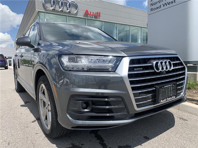 2018 Audi Q7 3.0T Technik (Stk: L8684) in Oakville - Image 1 of 22