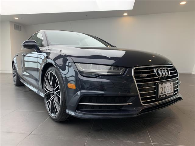 2018 Audi A7 3.0T Progressiv (Stk: 49045B) in Oakville - Image 1 of 21