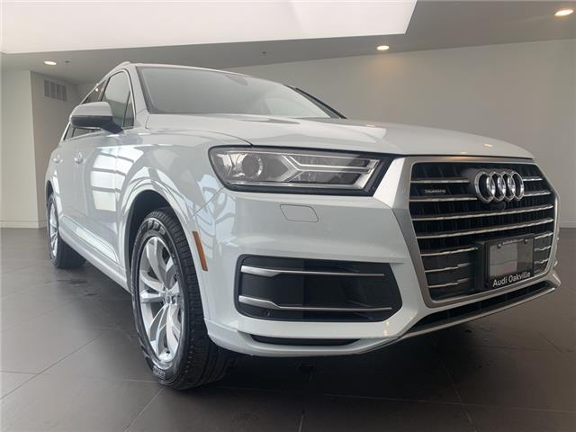 2018 Audi Q7 3.0T Progressiv (Stk: 49476B) in Oakville - Image 1 of 21