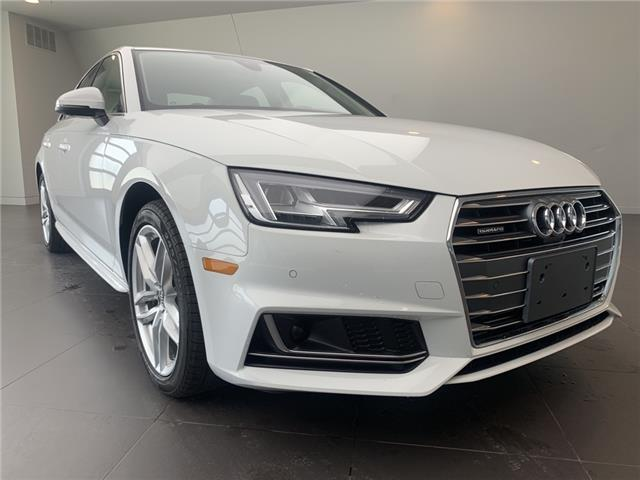 2018 Audi A4 2.0T Technik (Stk: 49366B) in Oakville - Image 1 of 21