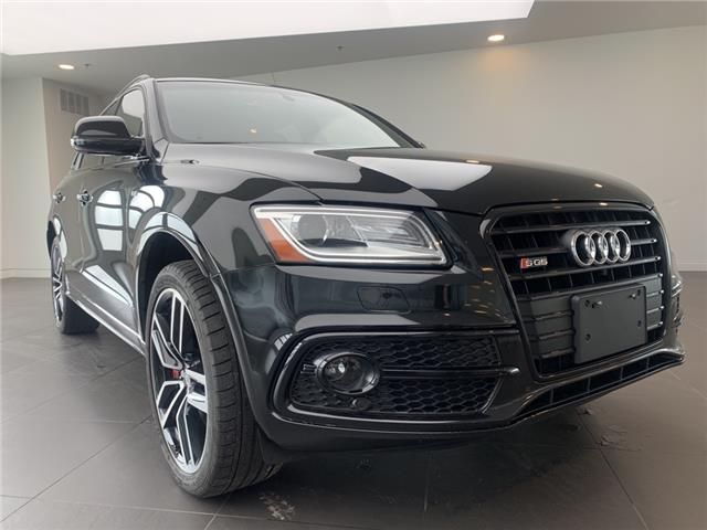 2017 Audi SQ5 3.0T Dynamic Edition (Stk: L8736) in Oakville - Image 1 of 20