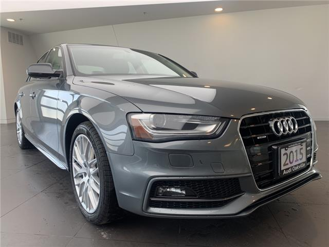 2015 Audi A4 2.0T Komfort plus (Stk: B8663) in Oakville - Image 1 of 19