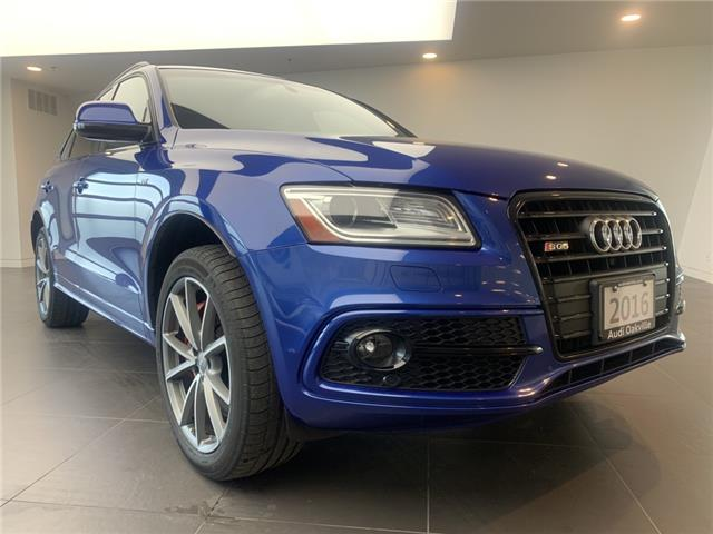 2016 Audi SQ5 3.0T Progressiv (Stk: B8679) in Oakville - Image 1 of 21