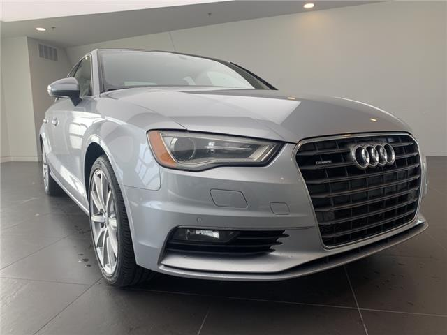 2015 Audi A3 2.0T Technik (Stk: B8725) in Oakville - Image 1 of 21