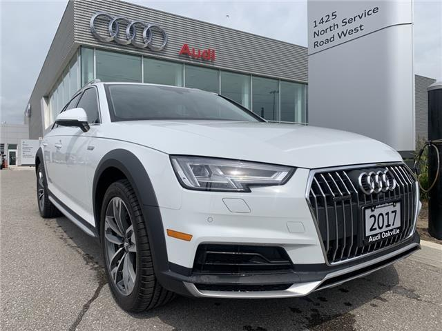 2017 Audi A4 allroad 2.0T Technik (Stk: L8714) in Oakville - Image 1 of 22