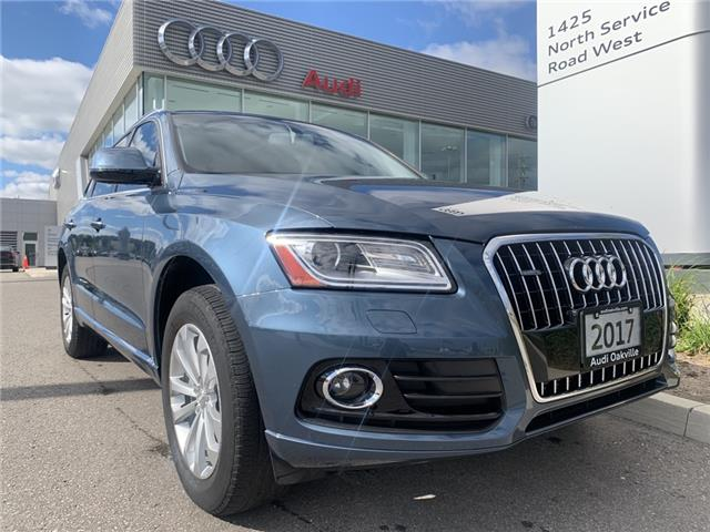 2017 Audi Q5 2.0T Progressiv (Stk: L8843) in Oakville - Image 1 of 19
